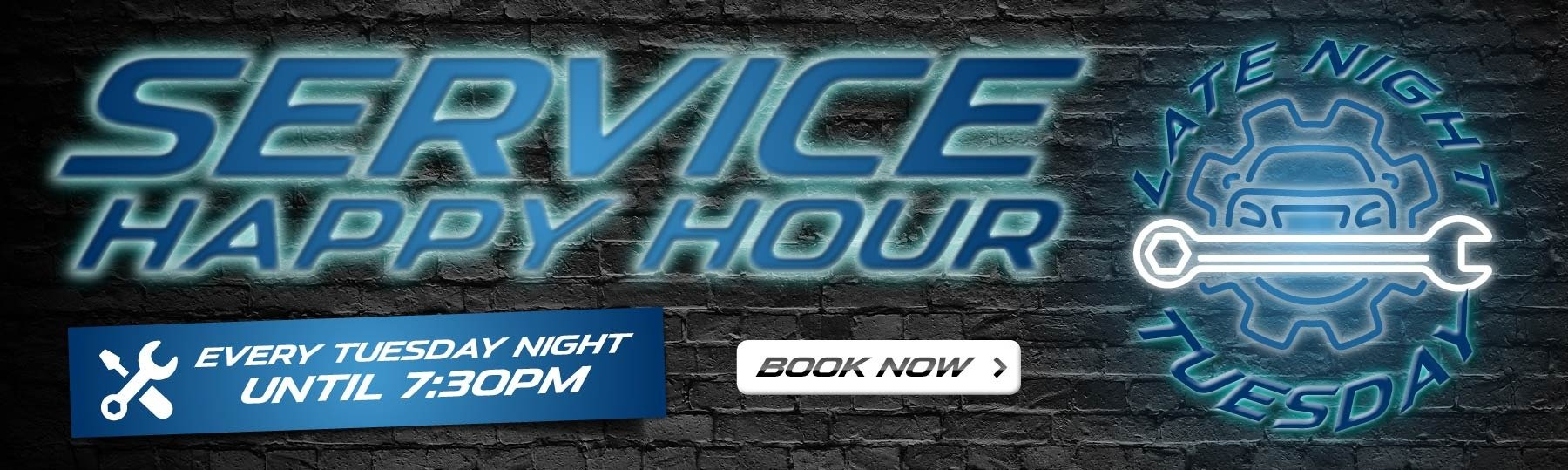 Rockdale Mazda Service Happy Hour