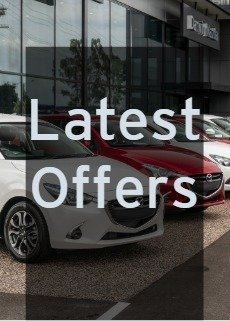 Click here to see Darwin Mazda's Latest Special Offers
