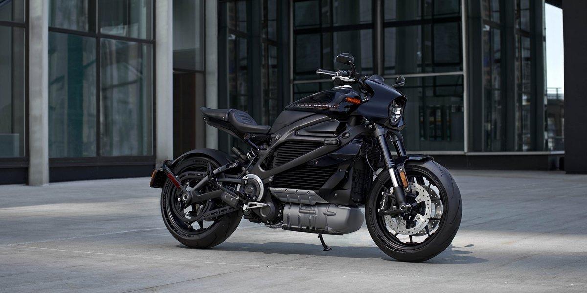 blog large image - A Closer Look At Harley Davidson's® LiveWire™