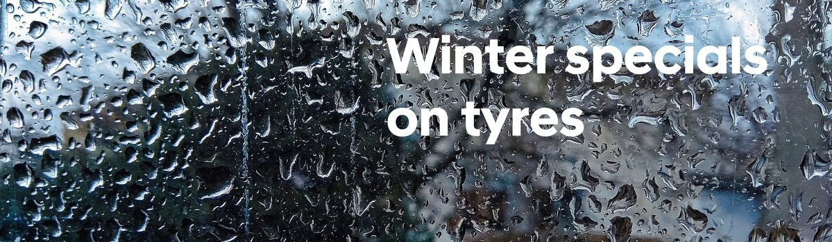 Winter specials on tyres Large Image