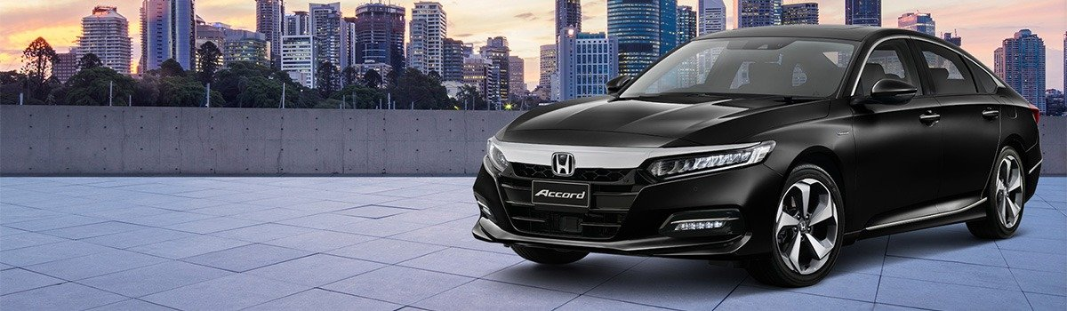 THE ALL NEW ACCORD Large Image