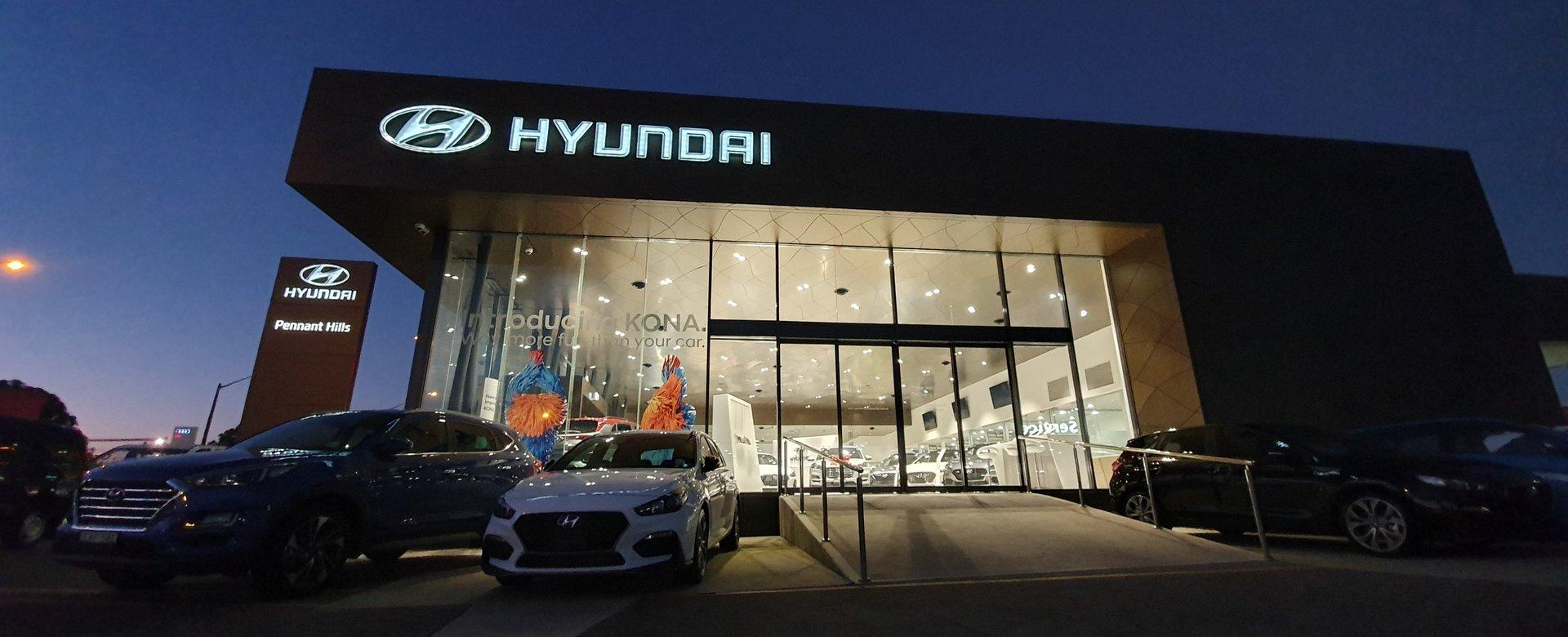 Pennant Hills Hyundai
