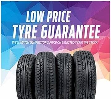 Low Price Tyre Guarantee