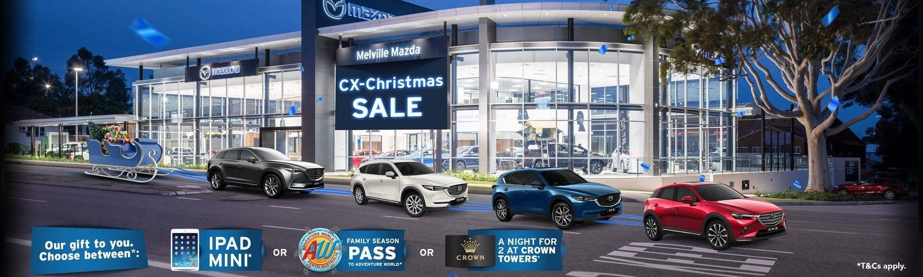 Mazda Christmas Sale