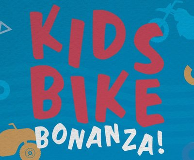 Ultimate Kid' Bike Bonanza image