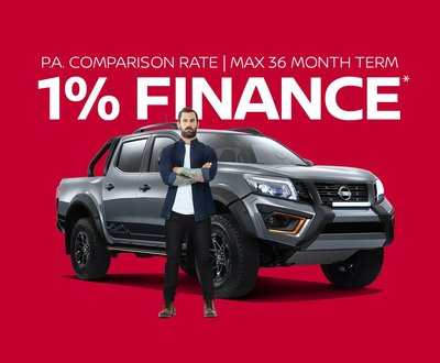 1% Finance Offer image