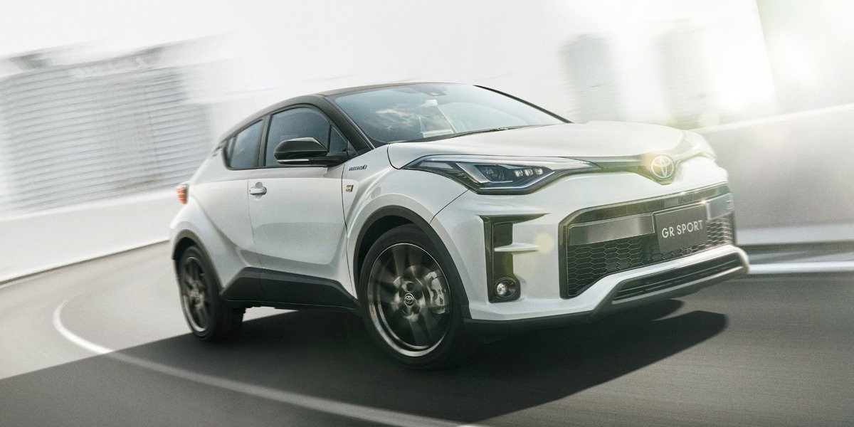 blog large image - TOYOTA EXPANDS GR PERFORMANCE BRAND WITH C-HR GR SPORT