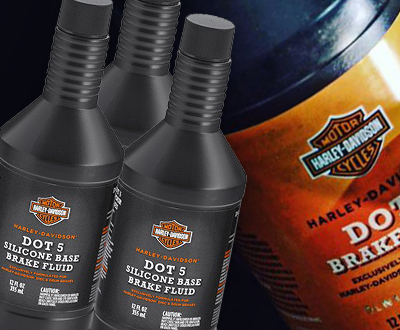 Brake fluid guide for H-D® owners image
