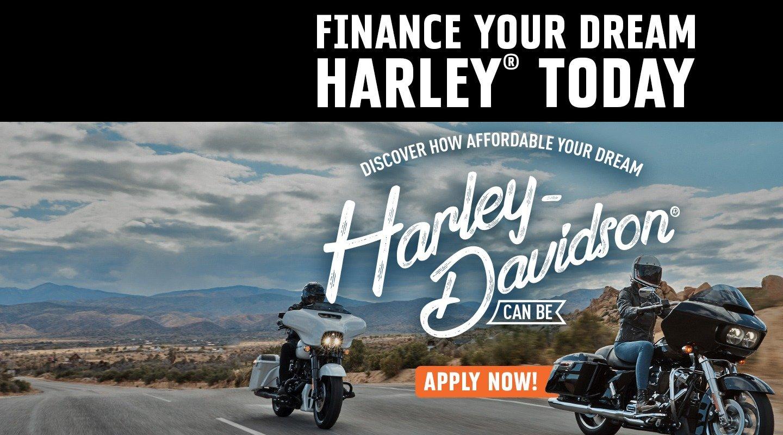 Finance Your Dream Harley®