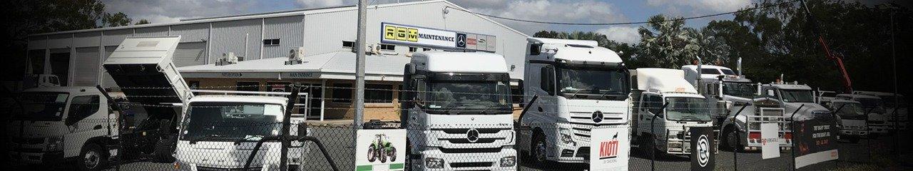 Rockhampton Elite Services | Daimler Trucks