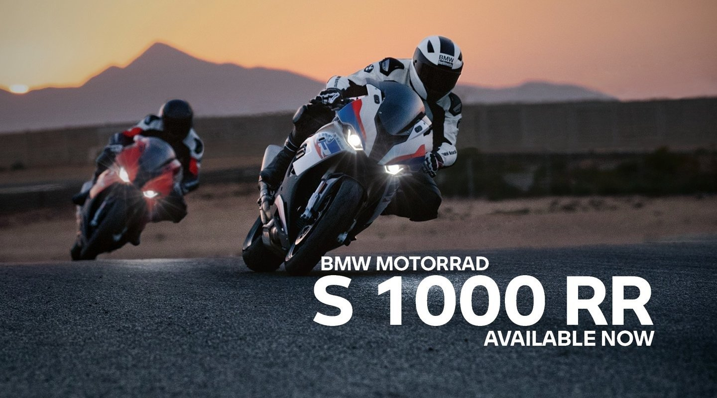 THE BMW S 1000 RR