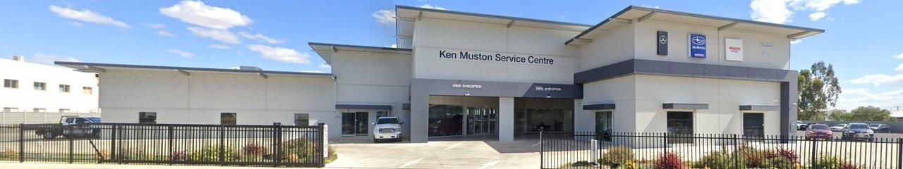 Ken Muston Service Center
