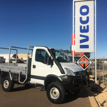 Used Iveco Daily 4x4 Single Cab  Small Image