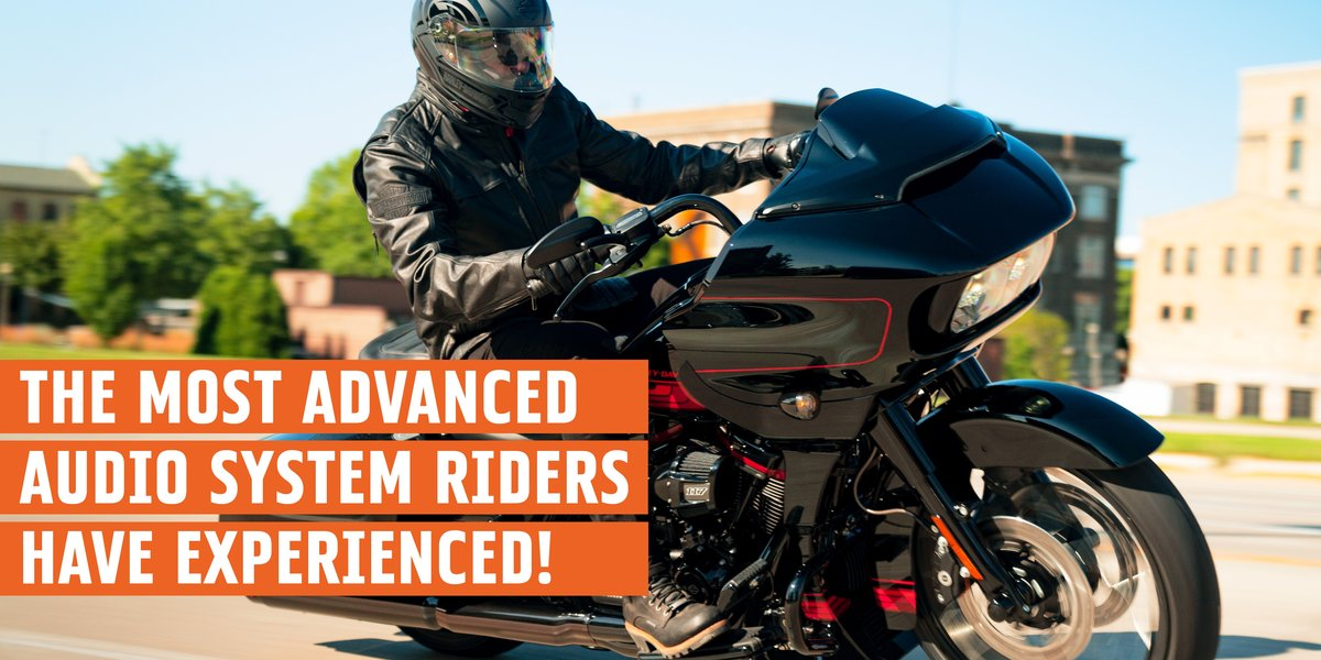 blog large image - Rockford Fosgate's® Partnership with H-D®