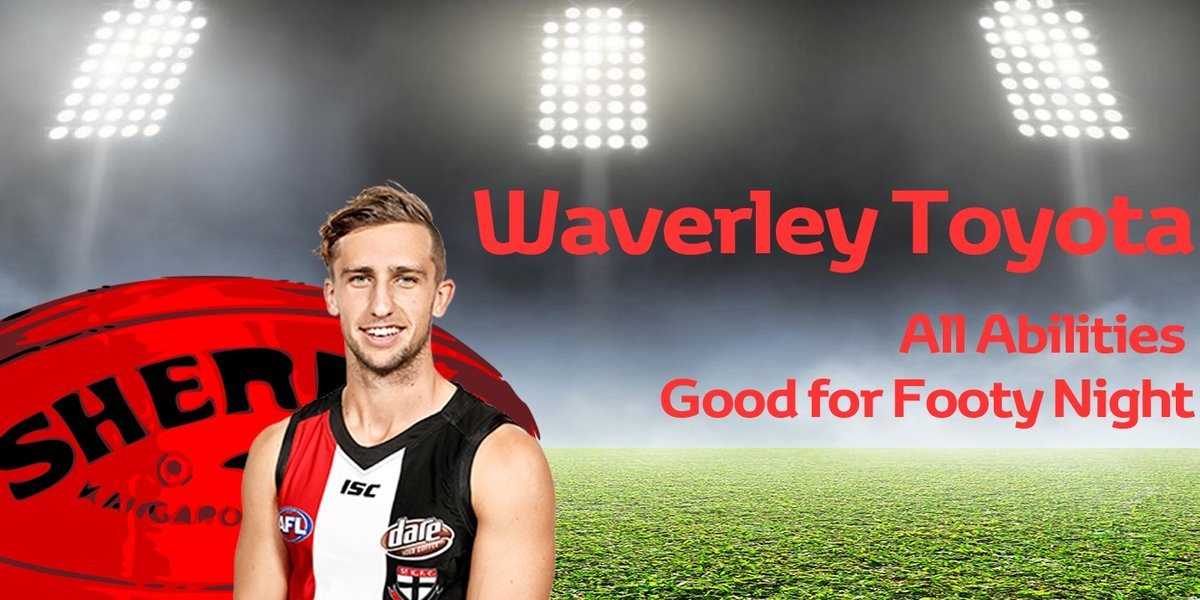 blog large image - Waverley Toyota All Abilities Good For Footy Night 2019