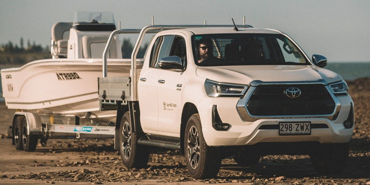 blog large image - Which Toyotas Can Tow Boats?