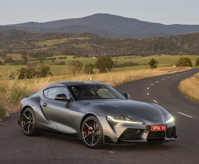 GR Supra - with a power boost of 35kW image