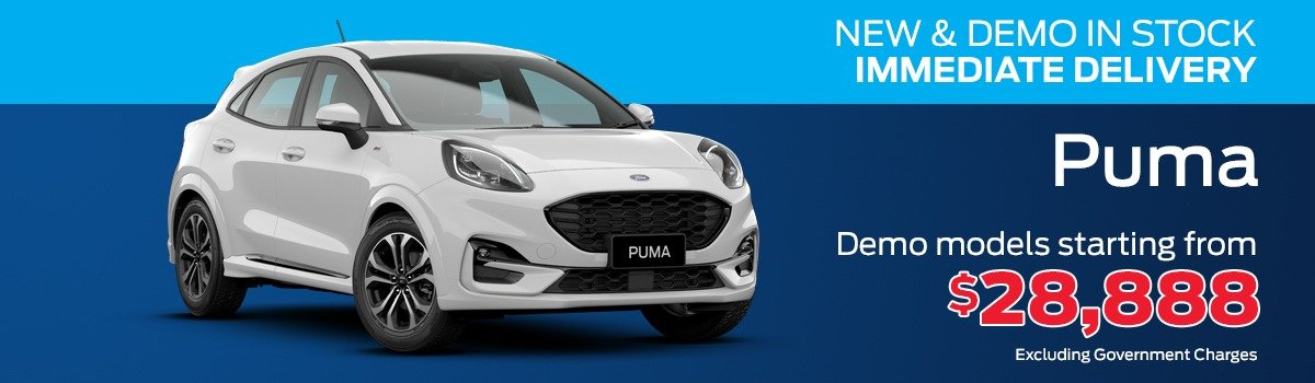Experience the Ford Puma Large Image