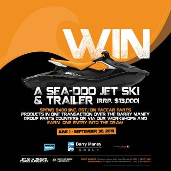 WIN A Sea-Doo Jetski & Trailer at Barry Maney Group Small Image