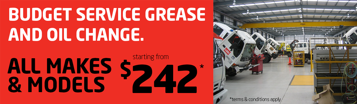 $242* Budget service grease and oil change Large Image