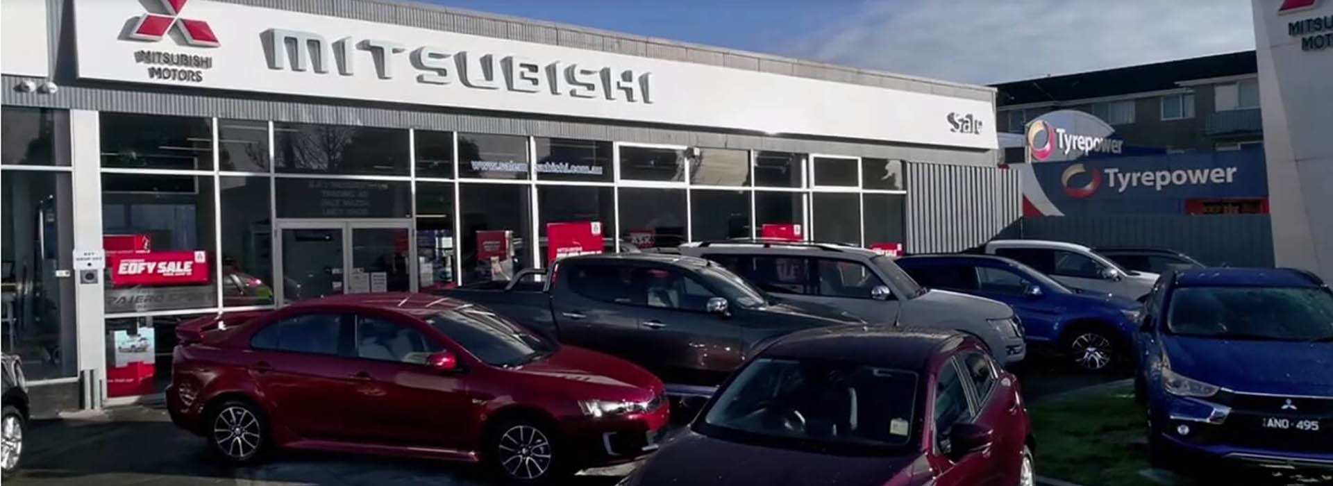 Sale Mitsubishi Dealership Image