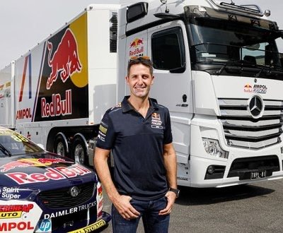 Mercedes-Benz Actros Red Bull image
