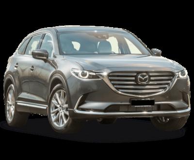 Mazda CX 5 and CX 9 image