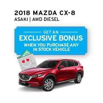2018 Mazda CX-8 Small Image
