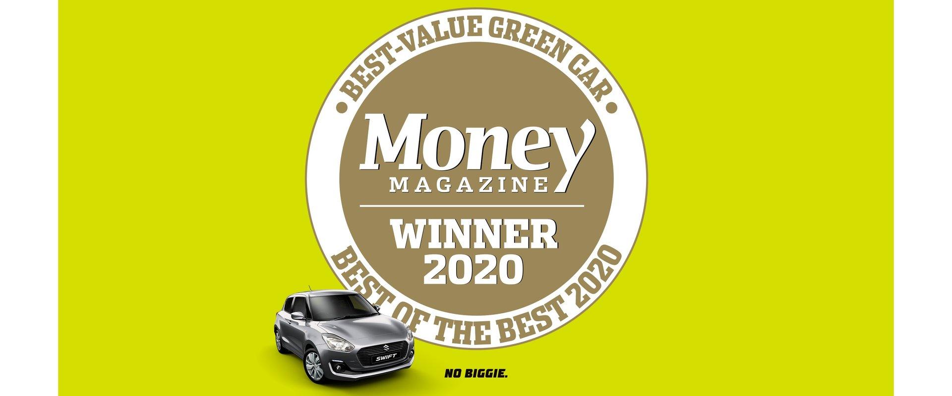Money Magazine Winner 2020