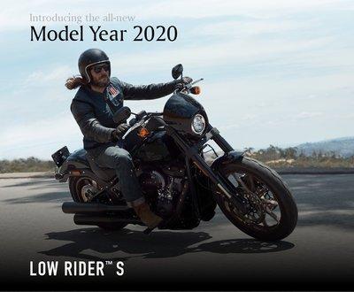 Low Rider S 2020 image
