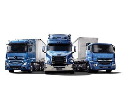 Freightliner Award image