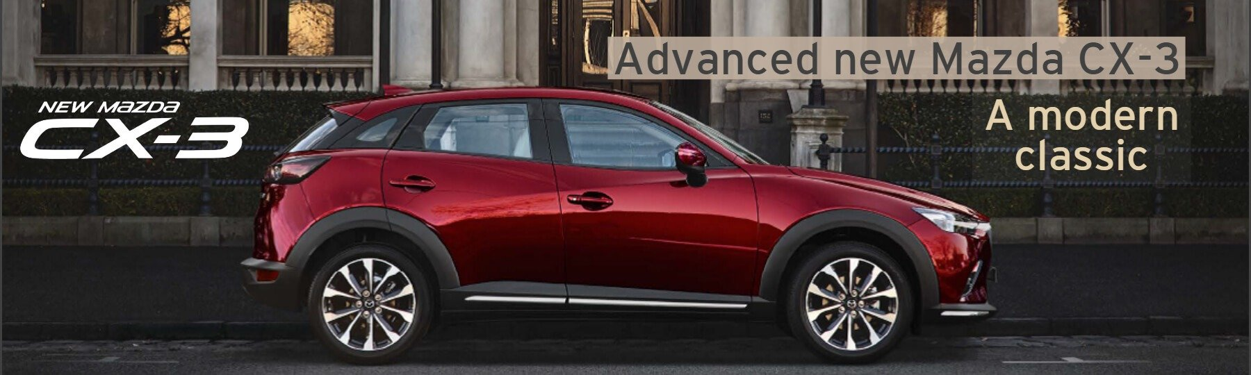 Darwin Mazda CX-3