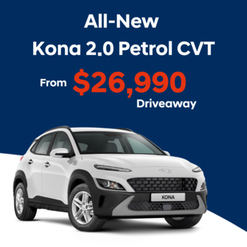 All-New KONA 2.0P CVT Small Image