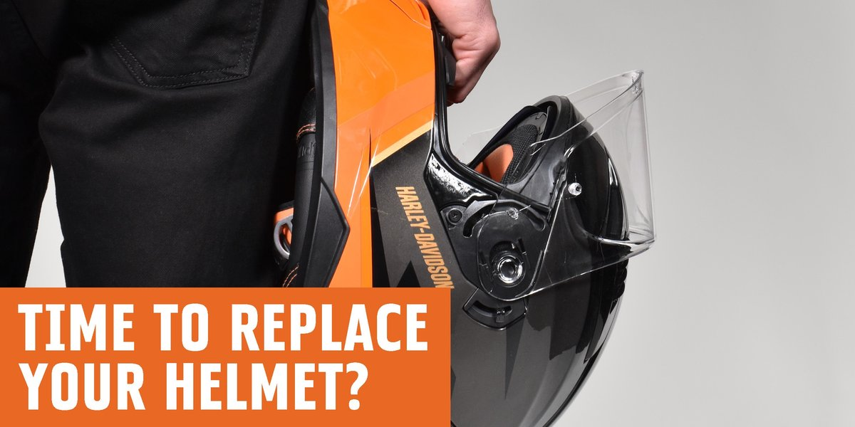 blog large image - Does Your Helmet Need Replacing?