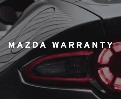 Mazda Warranty image