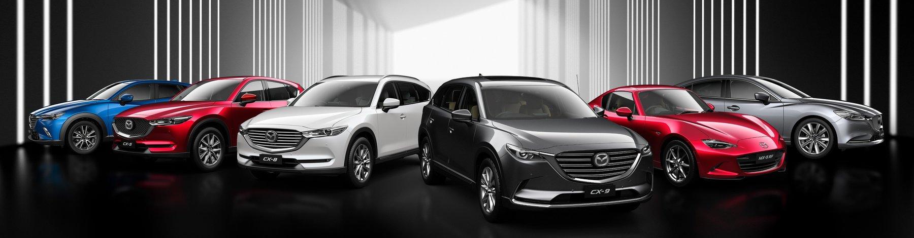 Corporate select and fleet sales at Rockingham Mazda