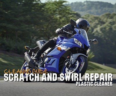Scratch and Swirl Repair: Plastic Cleaner | Riding Tips image