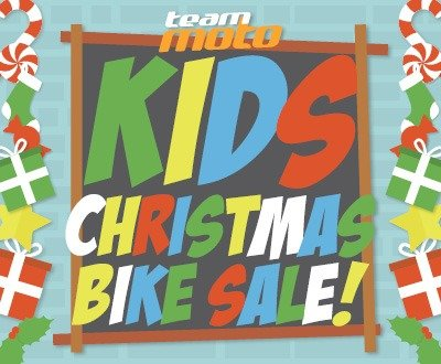 Kids Bike Christmas Sale image