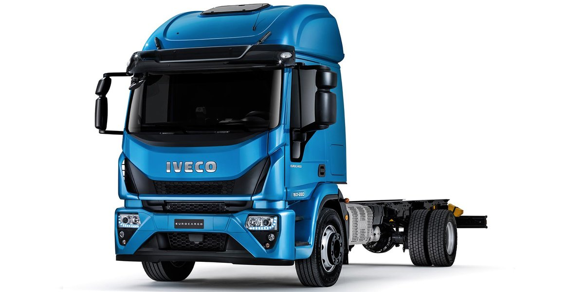 blog large image - The Iveco Eurocargo ML160