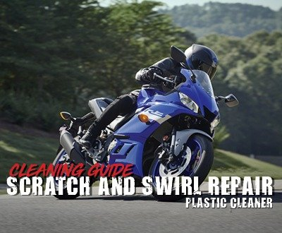 Scratch and Swirl Repair: Plastic Cleaner | Cleaning Guide image