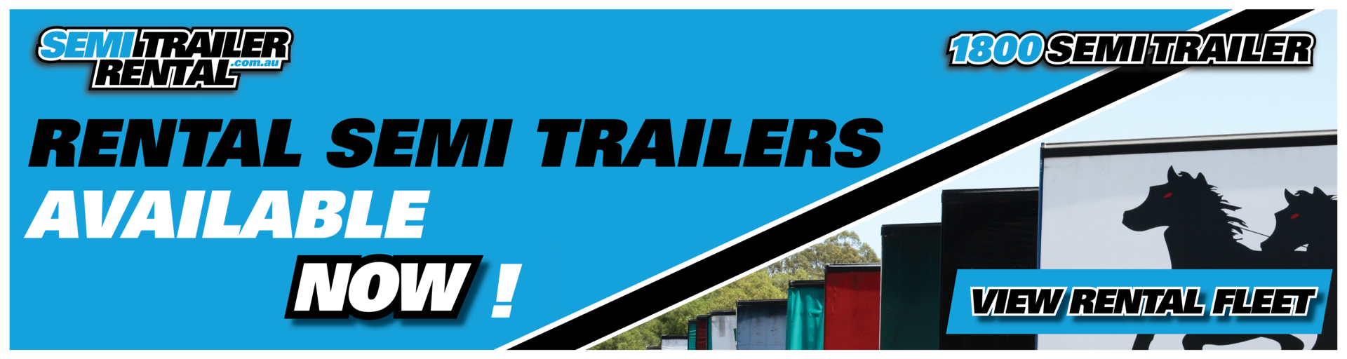Rental Semi Trailers Available Now!