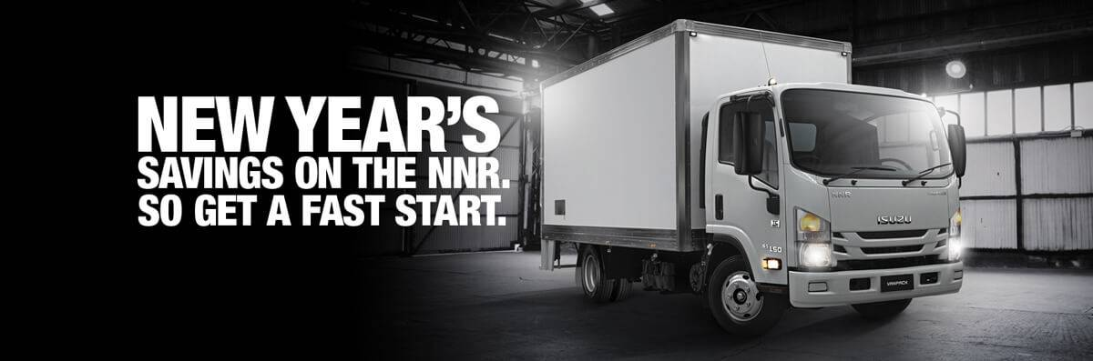 New Years Savings on NNR Models