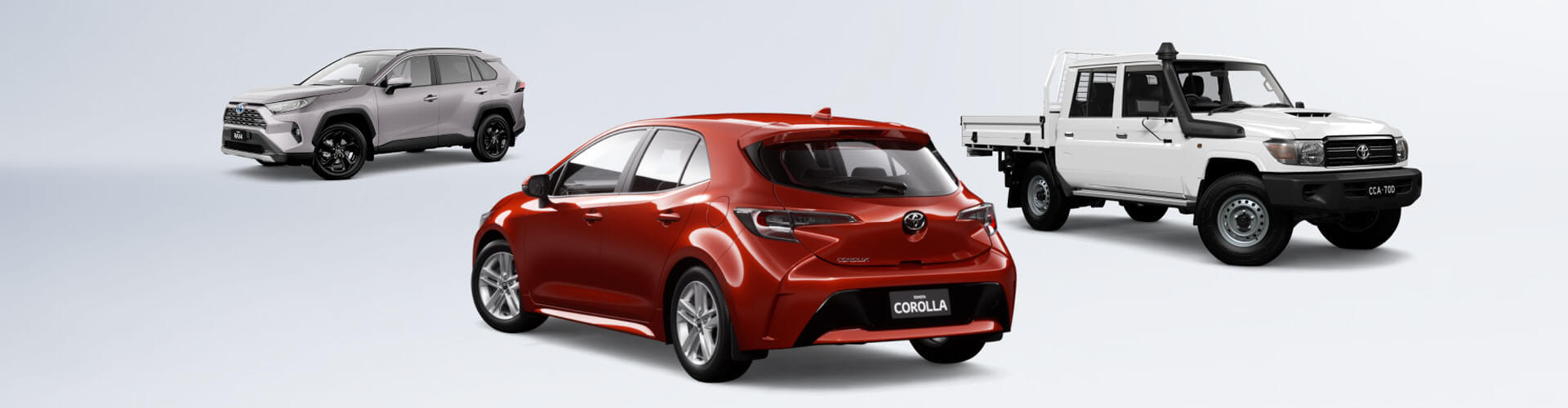 Toyota Fleet Packages & Plans