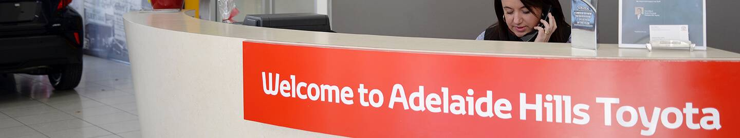Contact Adelaide Hills Toyota