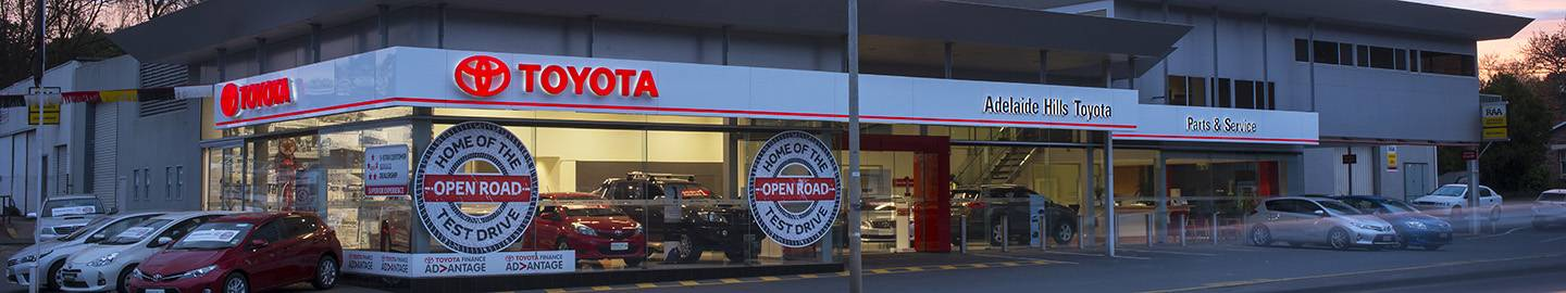 Automotive Careers at Adelaide Hills Toyota