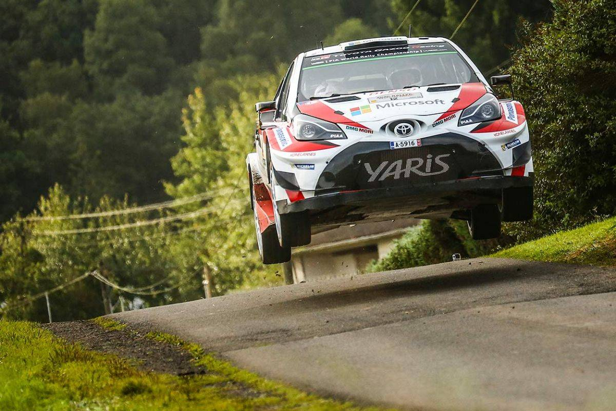 blog large image - Toyota Team Primed For Mixed Surfaces In Spain