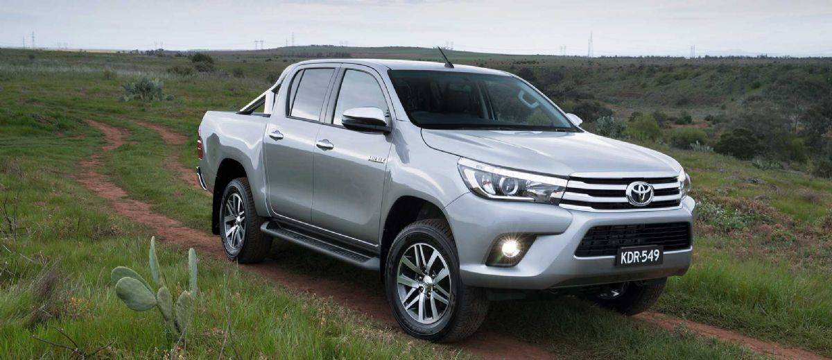 blog large image - Toyota Revamps Top-Selling HiLux Range