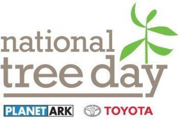 Yarra Valley Toyota celebrate national tree day image