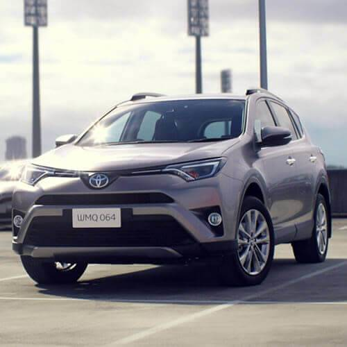 Let Llewellyn Toyota find the right finance deal for you.