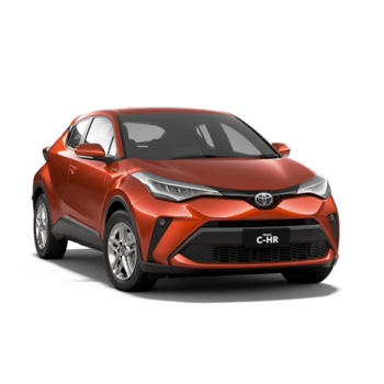 C-HR 2WD Small Image